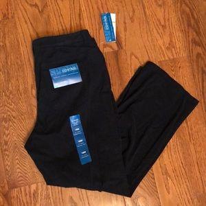 Jones New York black pants size 16W new